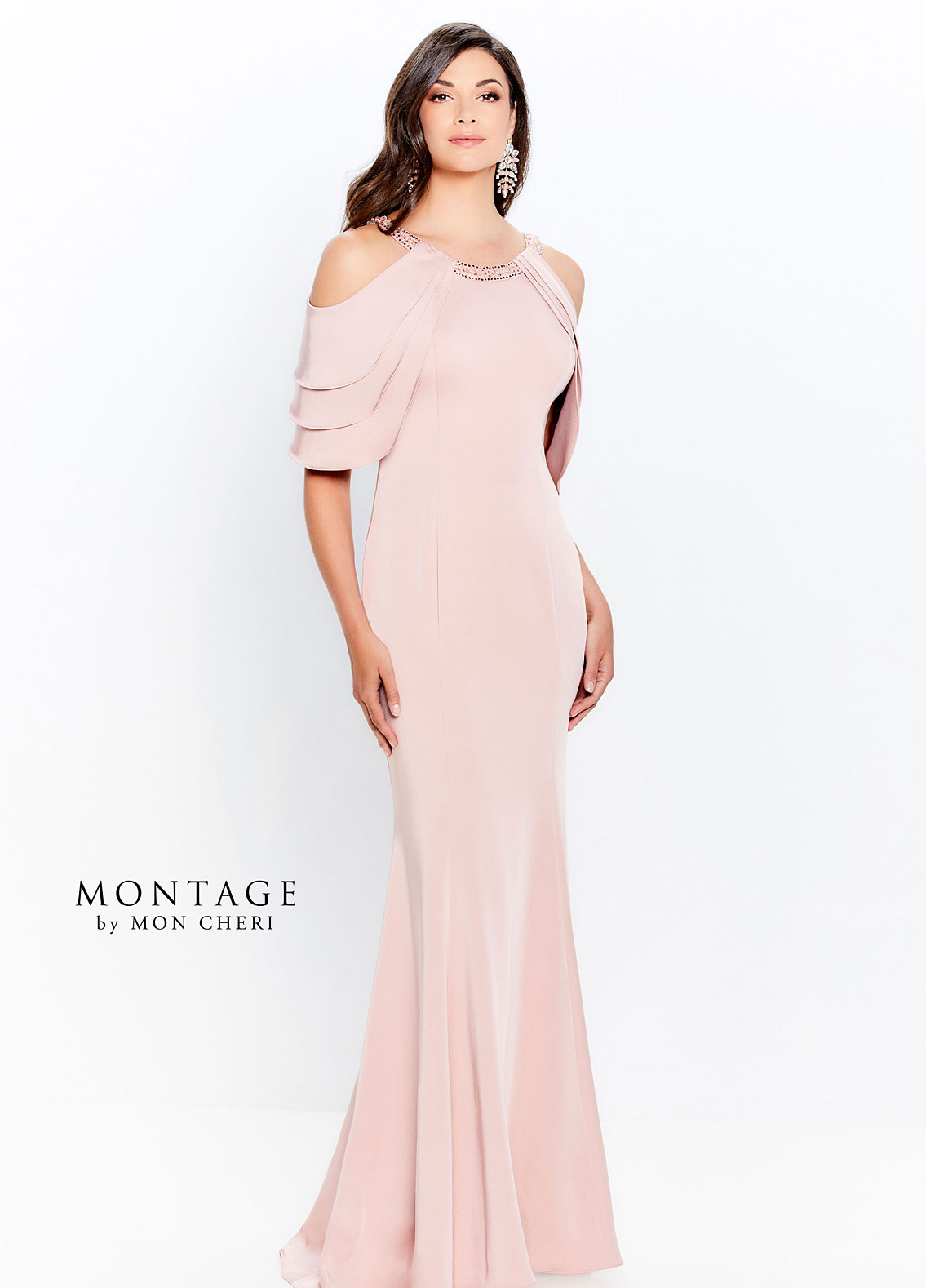 Montage by Mon Cheri Dress