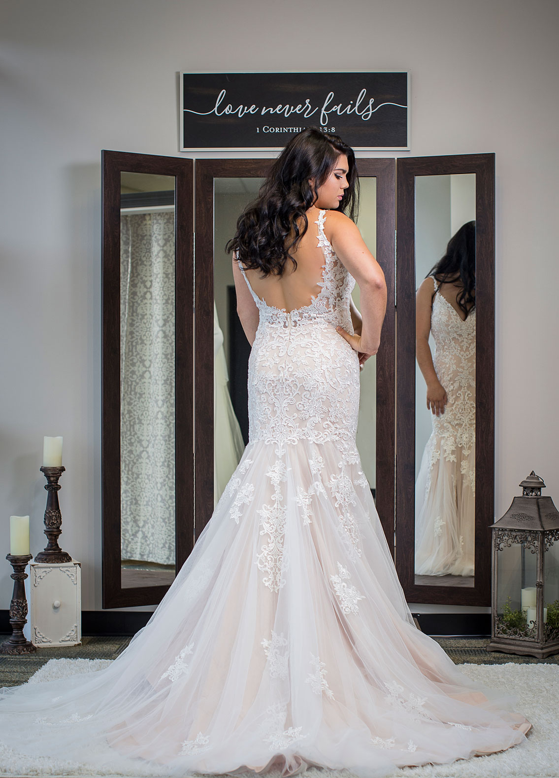 Agape Bridal Dress